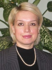 Татьяна Геннадиевна Комарова