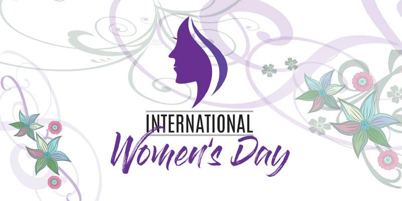Вітаємо з Міжнародним жіночим днем