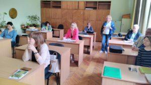 З нагоди Дня науки кафедра філософії ХНУРЕ провела науково-теоретичний семінар