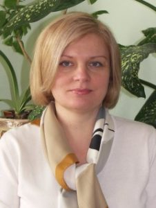 Виктория Викторовна Омельченко