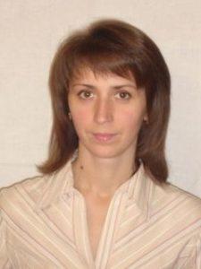 Олена Василівна Турута